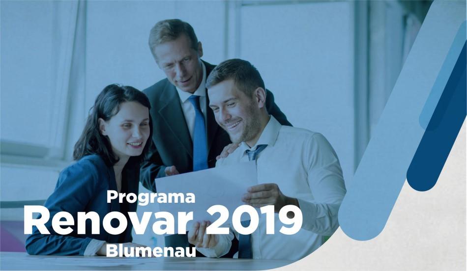 Renovar 2019 - Blumenau